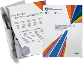 Front Cover of Spindle Document Management